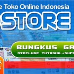 Template WordPress Website Toko Online IndoStore Theme