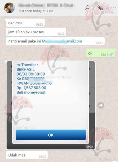 jasa pembelian pembayaran online terpercaya lisensi Money Robot Submitter - Your SEO Software